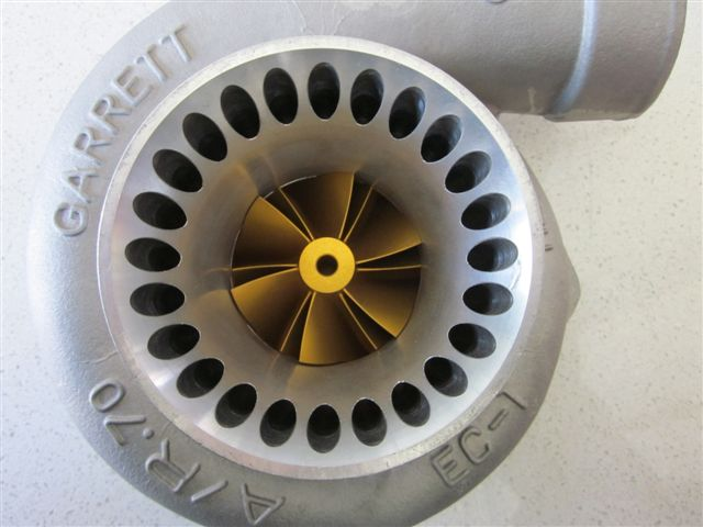 ATP designed and developed SS GT35R MFS Alloy Billet Compressor Wheels for ULTIMATE TURBO POWER & RESPONSE!!