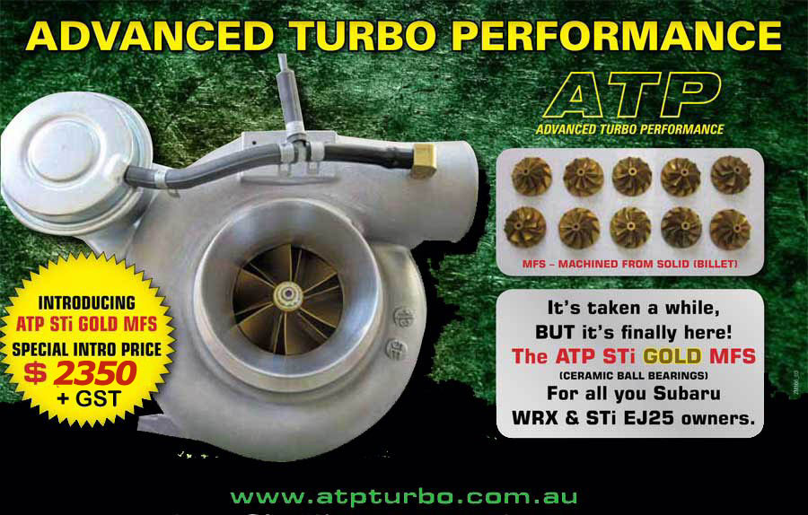 ATP Turbo STi-GOLD